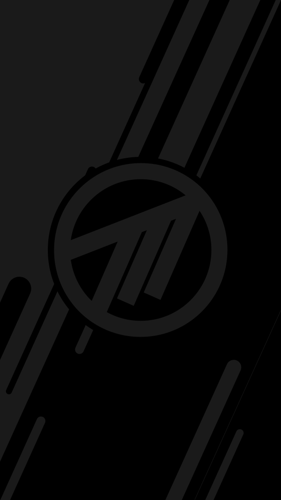 Grey Method Logo Phone Wallpaper