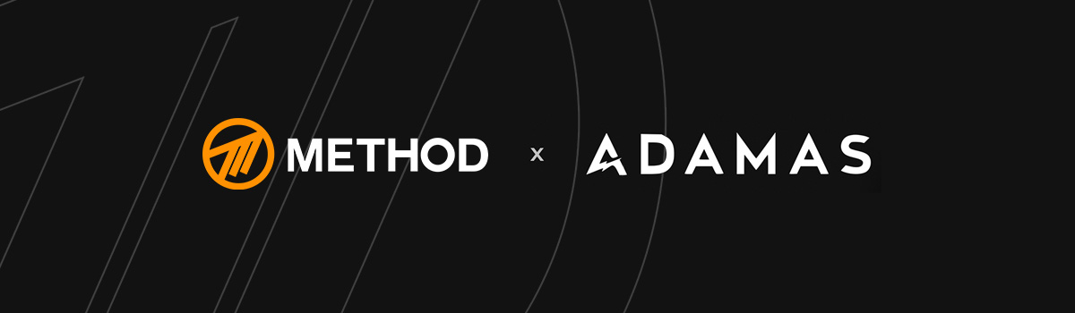 Method Announces Partnership With Adamas Esports thumbnail