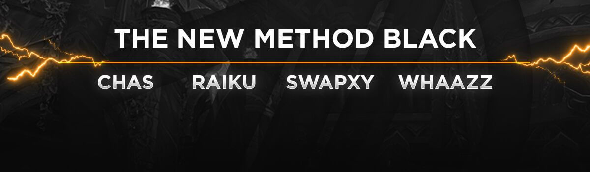 Method PVP Returns to EU with Method Black