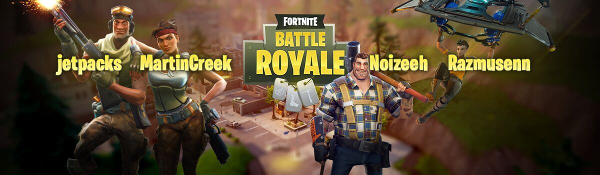 More Battle Royale for Method as We Enter Fortnite!