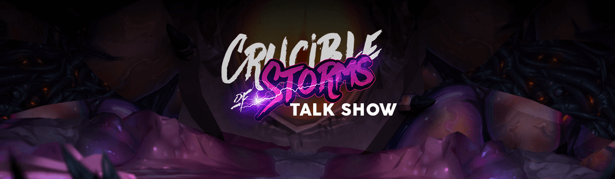 Crucible of Storms Talk Show