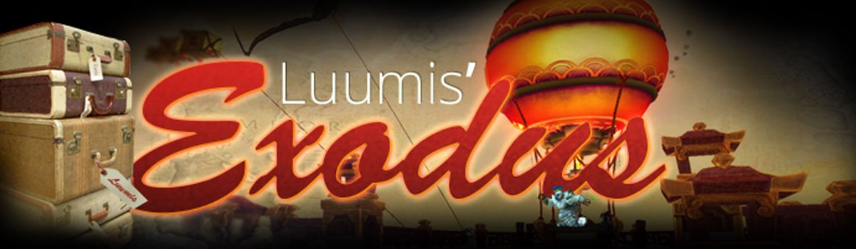 Luumis' Exodus: A New Journey