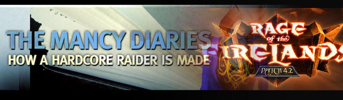 The Mancy Diaries: Ensidia's Firelands