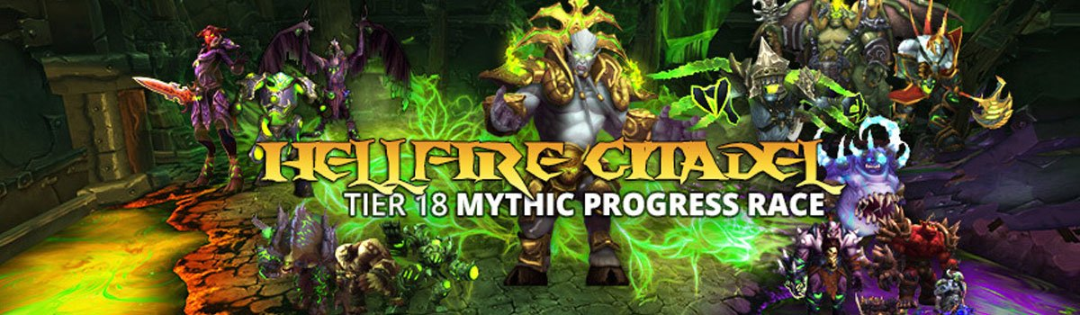 Hellfire Citadel Mythic Progress Coverage