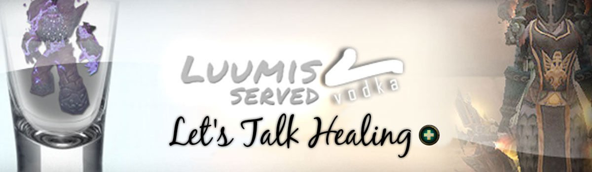 Luumis Served Vodka: Let's Talk Healing