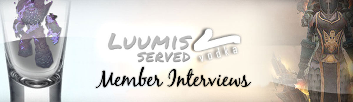 Luumis Served Vodka: Past, Present and Future Member Interviews