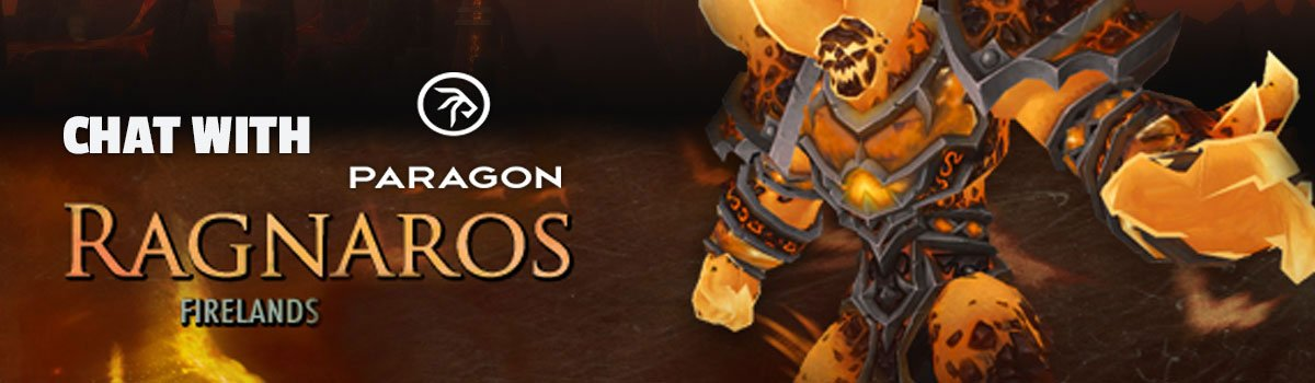 Champions Again: A Post-Ragnaros Chat with Paragon