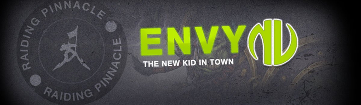 The Raiding Pinnacle: Envy