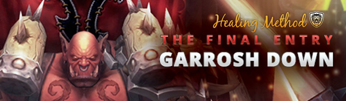 Healing Method, SoO Review: The Final Entry - Garrosh Down