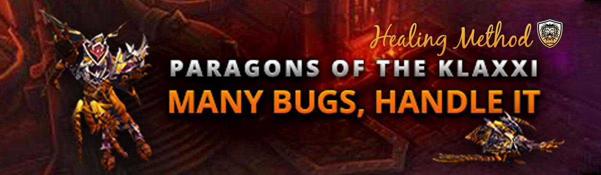 Healing Method, SoO Review: Many Bugs, Handle It
