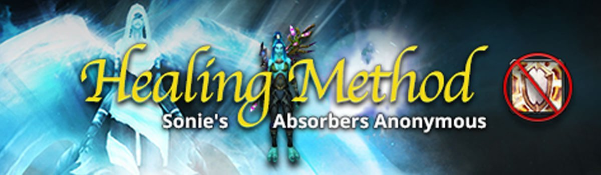 Healing Method: Sonie's Absorbers Anonymous - SoO Review