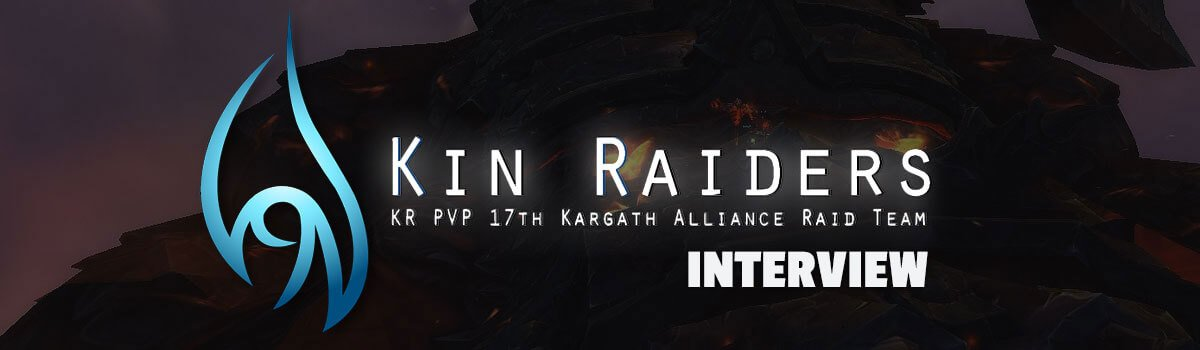Spine Killers: A Kin Raiders Interview