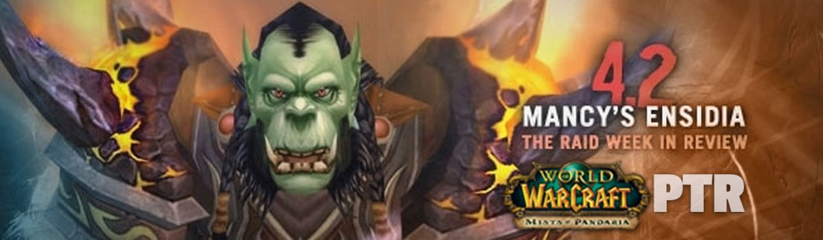 Mancy's Ensidia: Mists of PTR