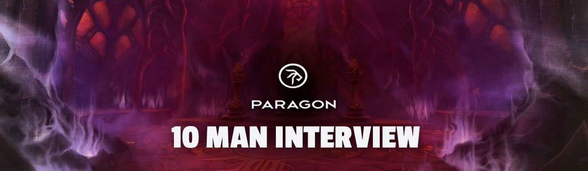 Checking In with Paragon After Yet Another Win