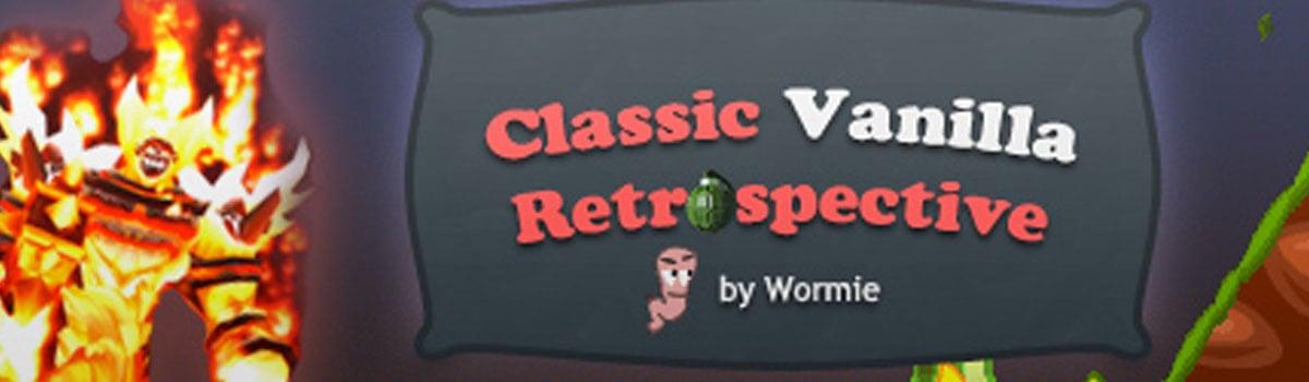 Wormie's Classic Vanilla Retrospective: MC - News - Method