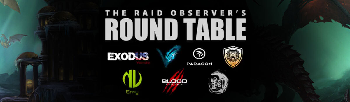 Raiding Roundtable: A Discussion with the Top Guilds