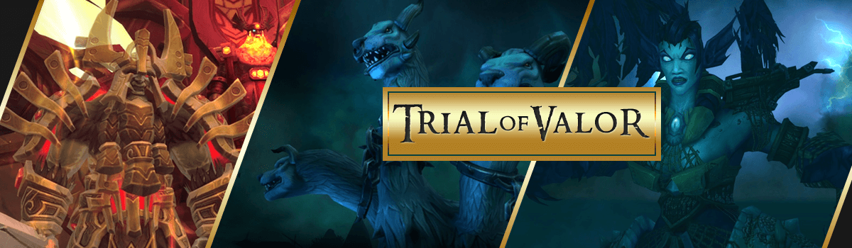 Trial of Valor Heroic Progress