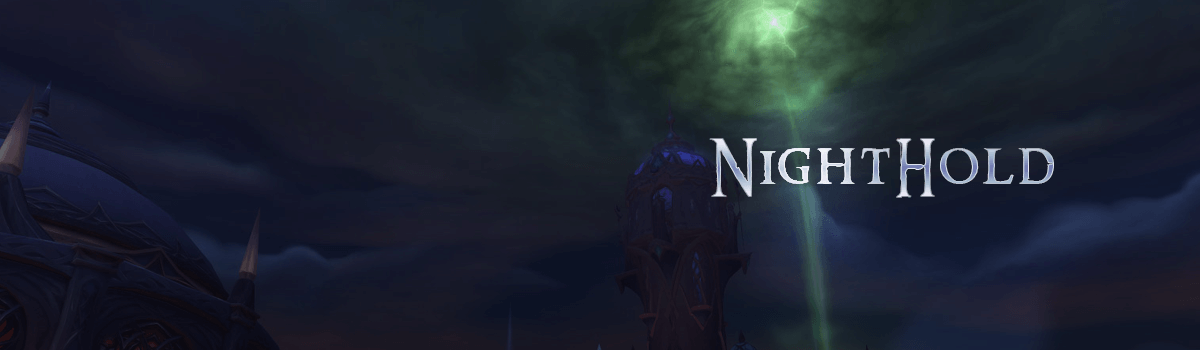 The Warm-up: Nighthold Heroic Progress