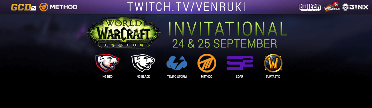 Announcing The Legion Invitational