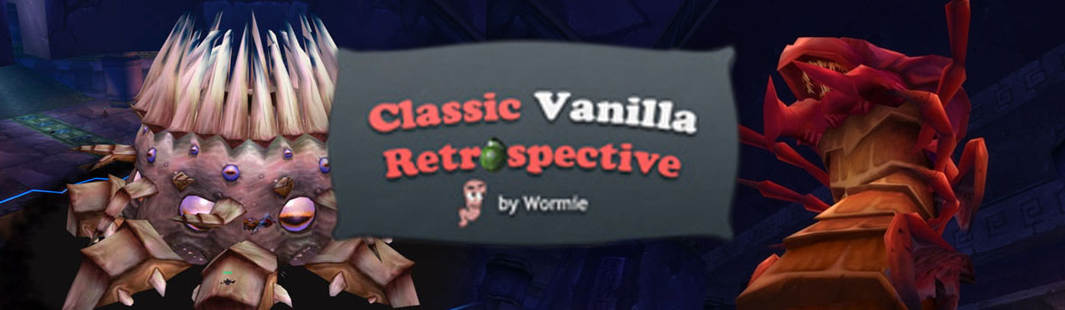 Wormie's Classic Vanilla: Ouro and C'thun
