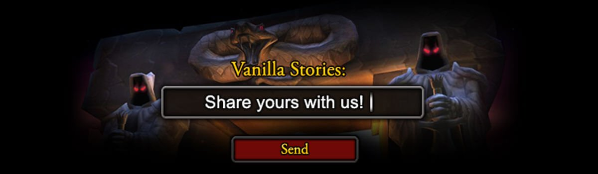 Vanilla Stories from Nihilum and Ensidia Players
