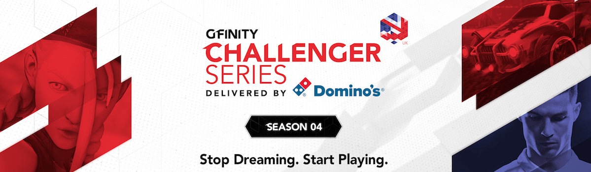 Gfinity Launches Challenger Series Season, Partners with Dominos UK