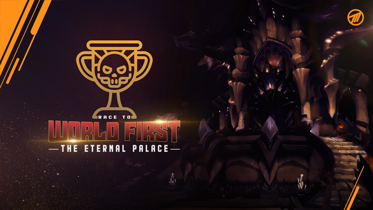 Method The Eternal Palace Announcement World First Race