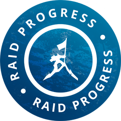 Raid Progress Coverage Team Logo