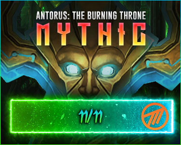 Antorus: the Burning Throne Raid Race home thumbnail
