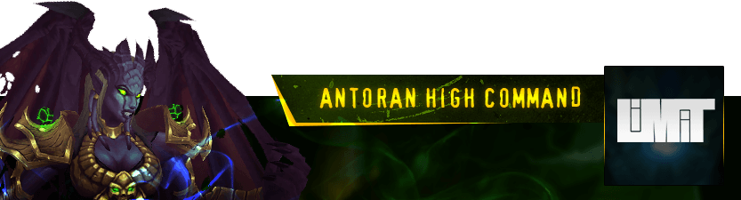 Antoran High Command Mythic Raid Leaderboard