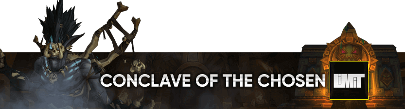 Conclave of the Chosen Mythic Raid Leaderboard