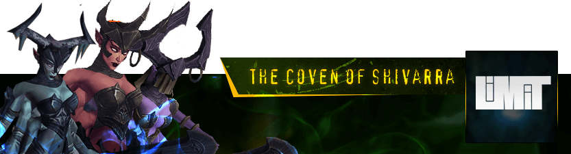 Coven of Shivarra Mythic Raid Leaderboard