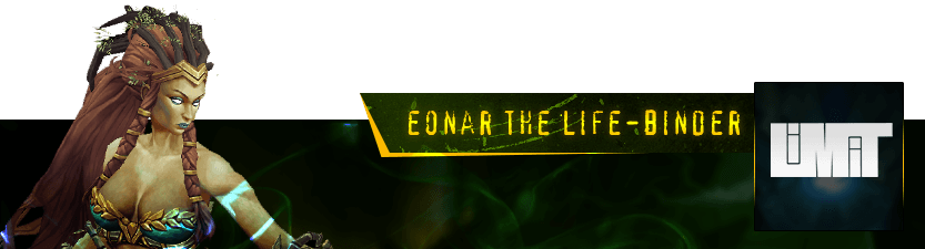 Eonar the Life-Binder Mythic Raid Leaderboard