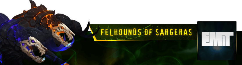 Felhounds of Sargeras Mythic Raid Leaderboard