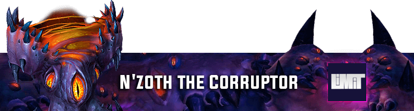 N'Zoth the Corruptor Mythic Raid Leaderboard