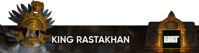 King Rastakhan Mythic Raid Leaderboard