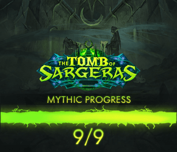 Tomb of Sargeras Raid Race home thumbnail