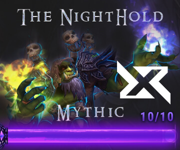 The Nighthold Raid Race home thumbnail