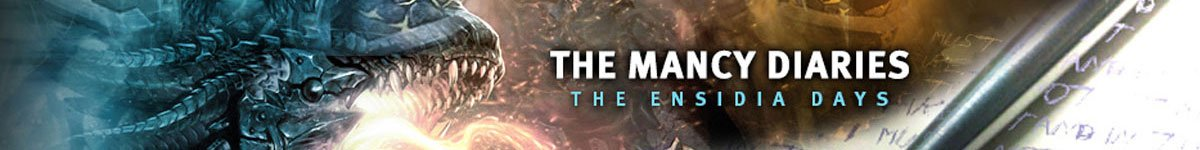 The Mancy Diaries: Ensidia's T11 Heroic and Namecalling