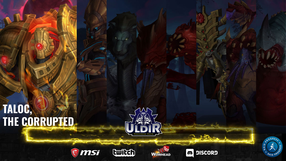 Mythic Uldir Raid Progress Begins